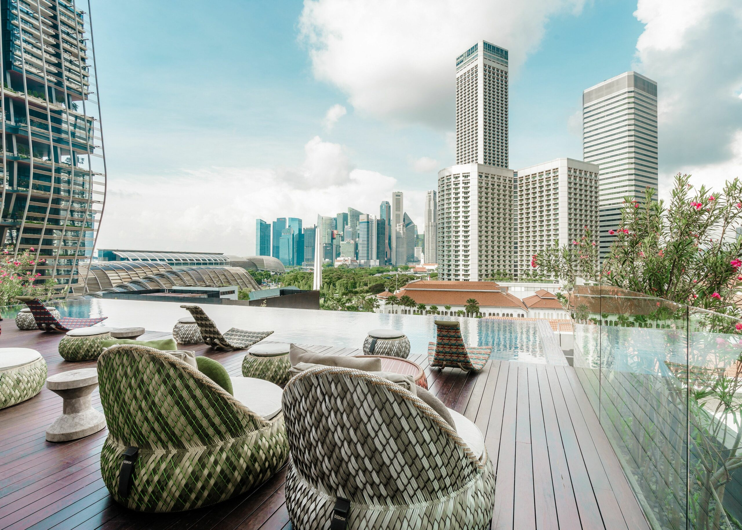Great Holiday with Affordable Budget in Andaz Singapore